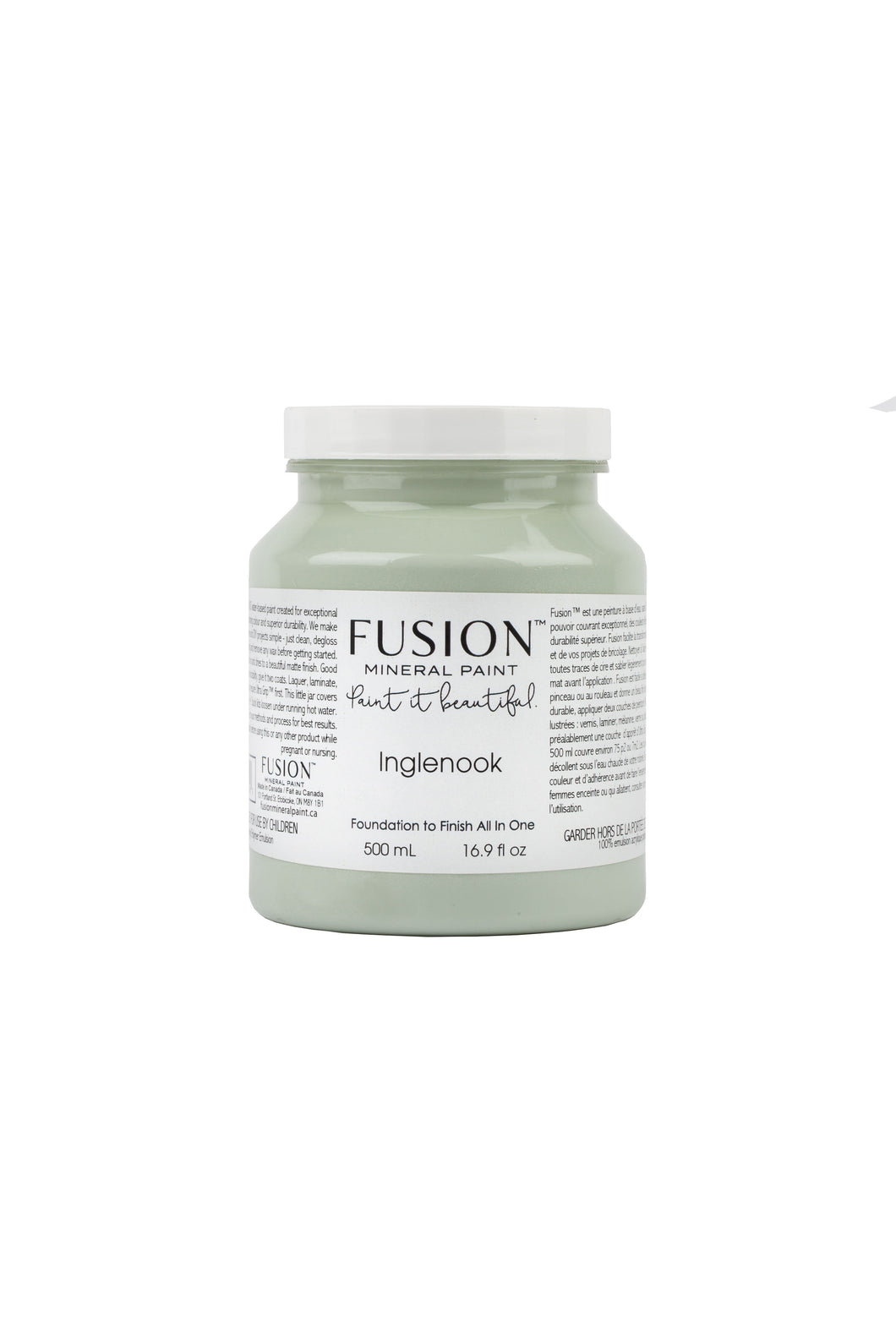 Fusion mineral paint | Inglenook | 500ml | Colour Me KT