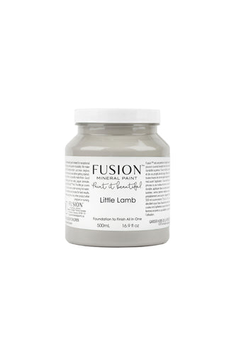 Fusion mineral paint | Little Lamb | 500ml | Colour Me KT