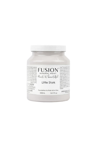 Fusion mineral paint | Little Stork | 500ml | Colour Me KT