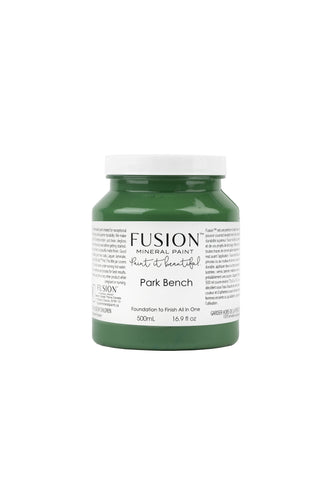 Fusion mineral paint | Park Bench | 500ml | Colour Me KT