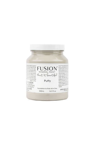 Fusion mineral paint | Putty | 500ml | Colour Me KT