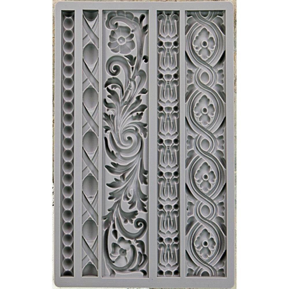Iron Orchid  Design Moulding 1 Mould - colourmekt