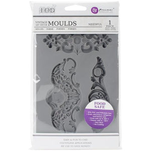 Iron Orchid Design Needful Mould - colourmekt