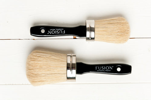 Small Round natural brush - colourmekt