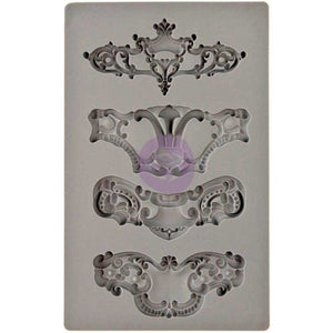 Iron Orchid Design Royal Mould - colourmekt