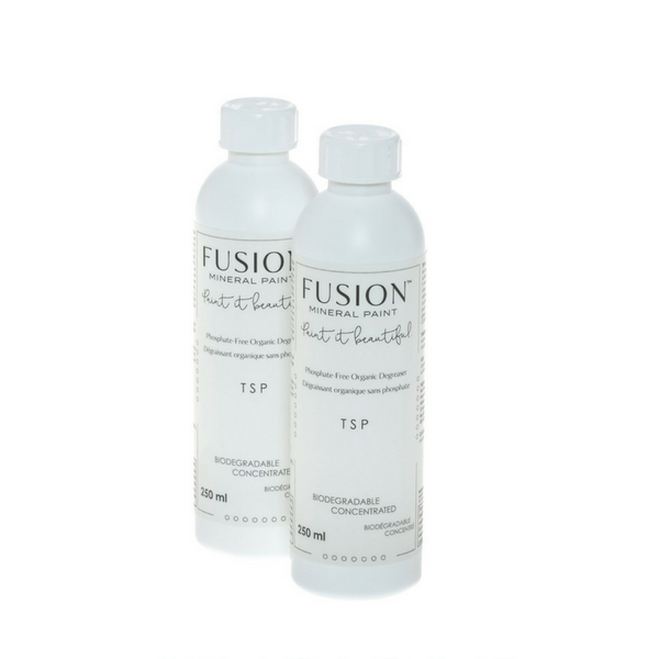 TSP biodegradable degreaser from Fusion - Colour Me KT