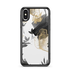 Abstract Deco Phone Case - hyvela - Qi Enabled Wireless Charging Pad