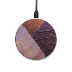 Canyon Adventure - hyvela - Qi Enabled Wireless Charging Pad
