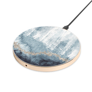 Arctic - hyvela - Qi Enabled Wireless Charging Pad