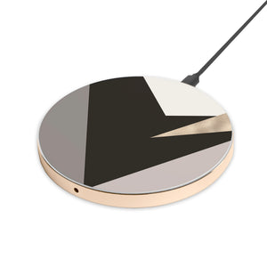 Nude Geo - hyvela - Qi Enabled Wireless Charging Pad