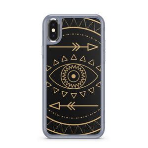Shaman Eye Phone Case - hyvela - Qi Enabled Wireless Charging Pad