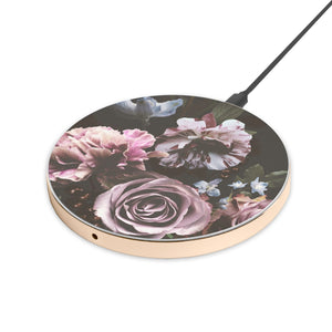 Wilted - hyvela - Qi Enabled Wireless Charging Pad