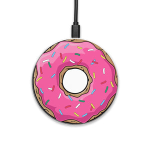 Donut - hyvela - Qi Enabled Wireless Charging Pad