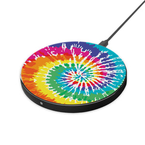 Tie Dye - hyvela - Qi Enabled Wireless Charging Pad