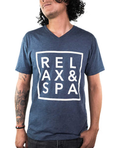 LIMITED EDITION! Relax & Spa V-Neck