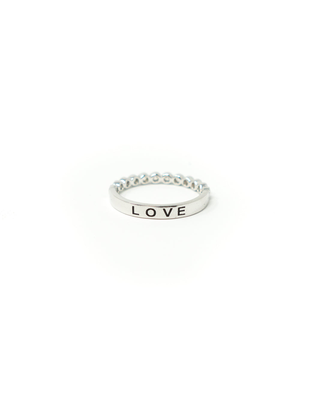 Affirmation Ring - Love