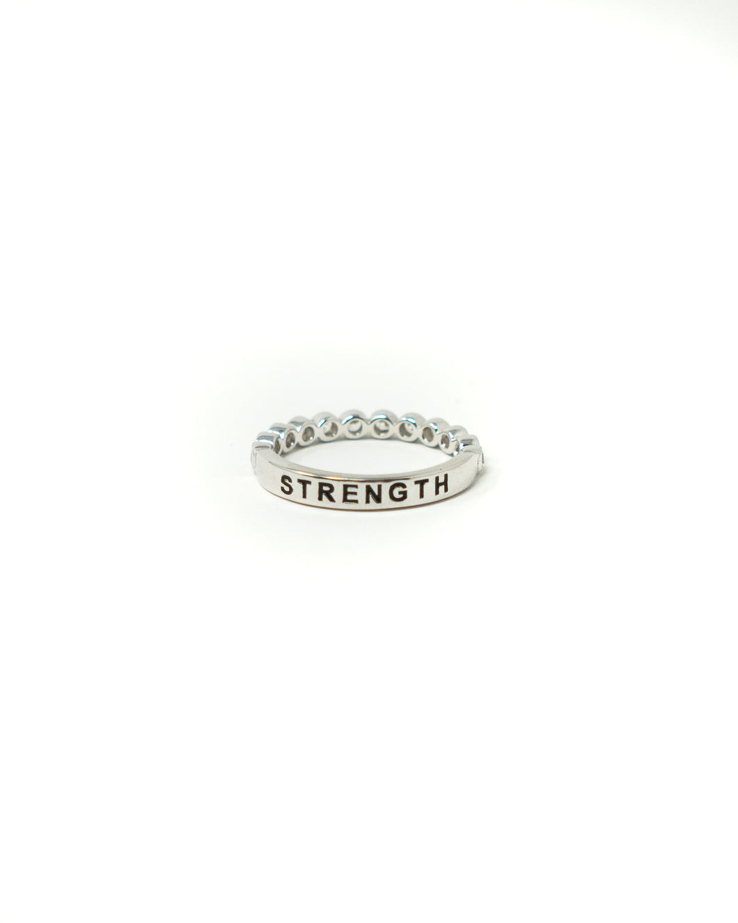 Affirmation Ring - Strength