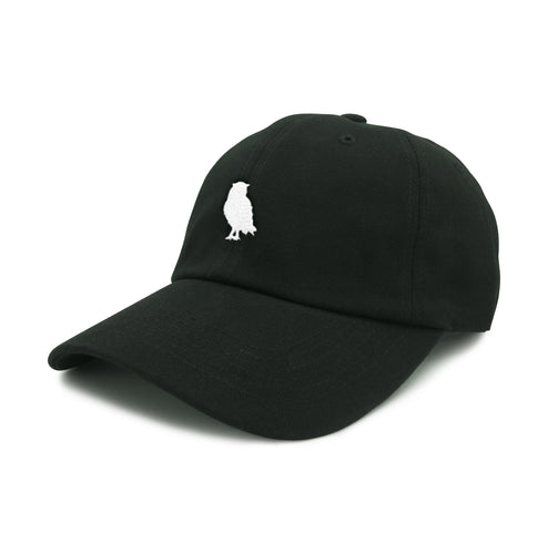 Lucky Owl Dad Hat