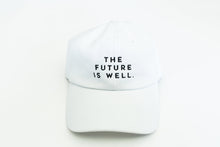"Wellness Month - Future is Well ""Dad Hat"""