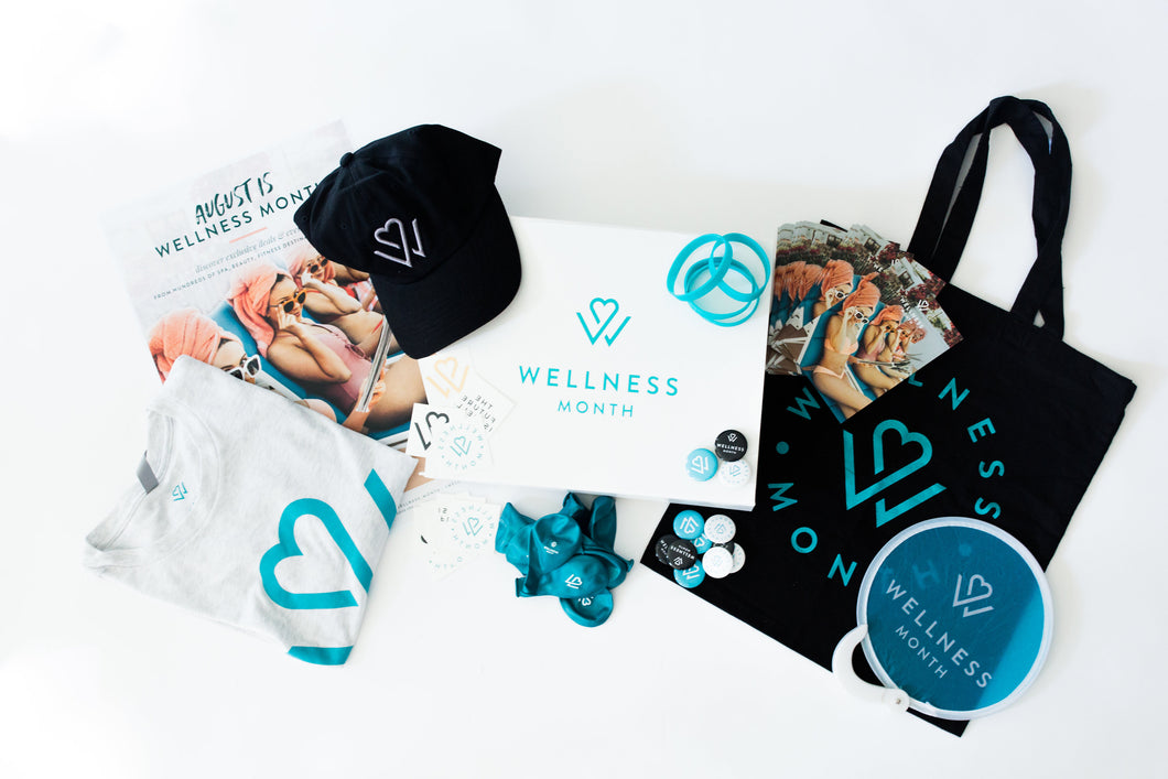 Wellness Month - Party in a Box