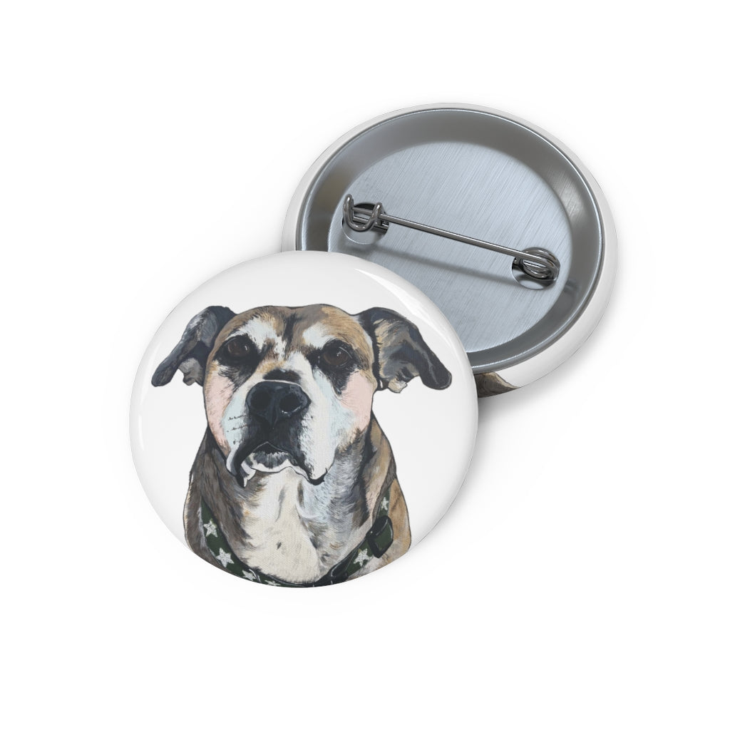 Rufus Pin Button