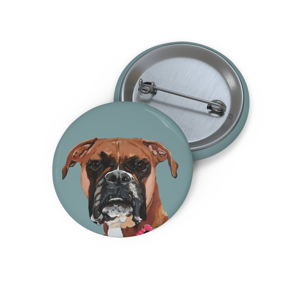 Copy of Bacon Pin Buttons - Sage