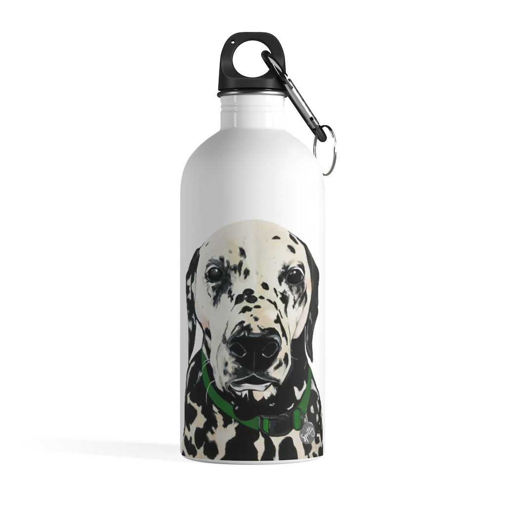 Spotty Stainless Steel Water Bottle