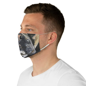 Nelson Fabric Face Mask
