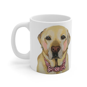 Holiday Pups Mug - Lab
