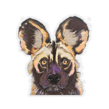 Load image into Gallery viewer, Willis the Wild Dog Kiss-Cut Sticker