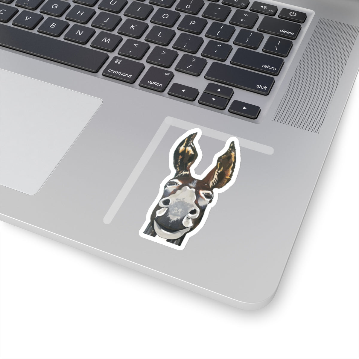 Don Key Kiss-Cut Sticker