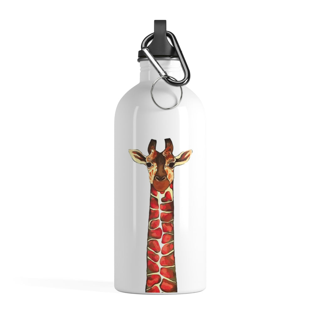 Zuberi Stainless Steel Water Bottle