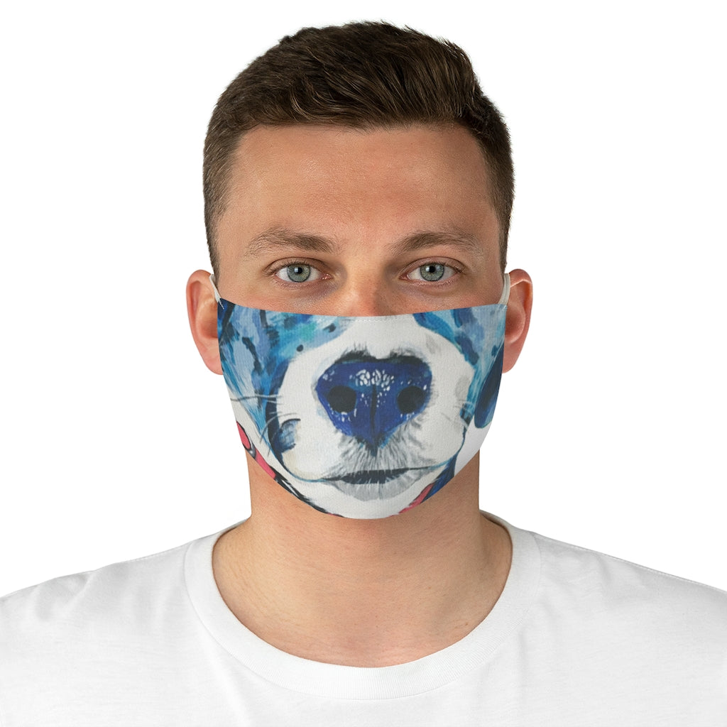 Boo Fabric Face Mask