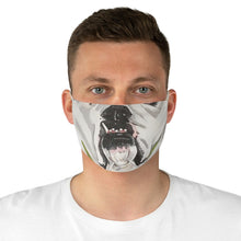 Load image into Gallery viewer, Tofu Fabric Face Mask - Nelson and Timmy