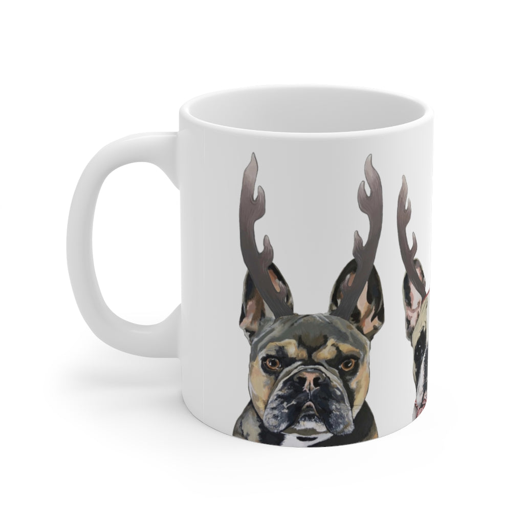 Holiday Pups Mug - XCII Brothers