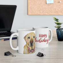 Load image into Gallery viewer, Holiday Pups Mug - Lab