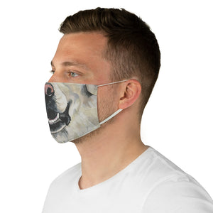 Tucker Fabric Face Mask