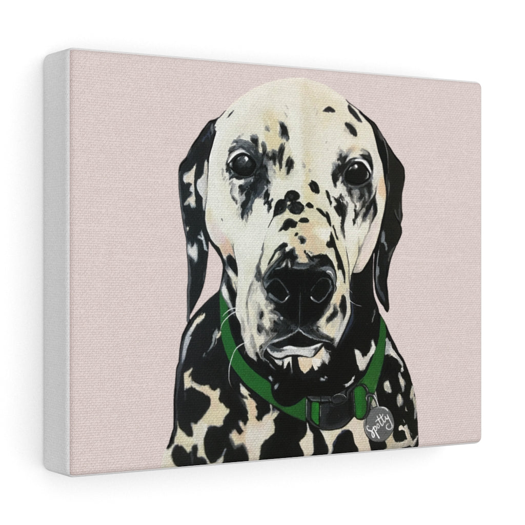 Spotty Canvas Gallery Wrap