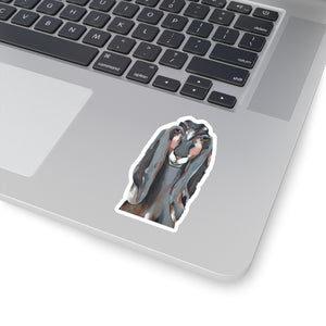 Tommy the Goat Kiss-Cut Sticker