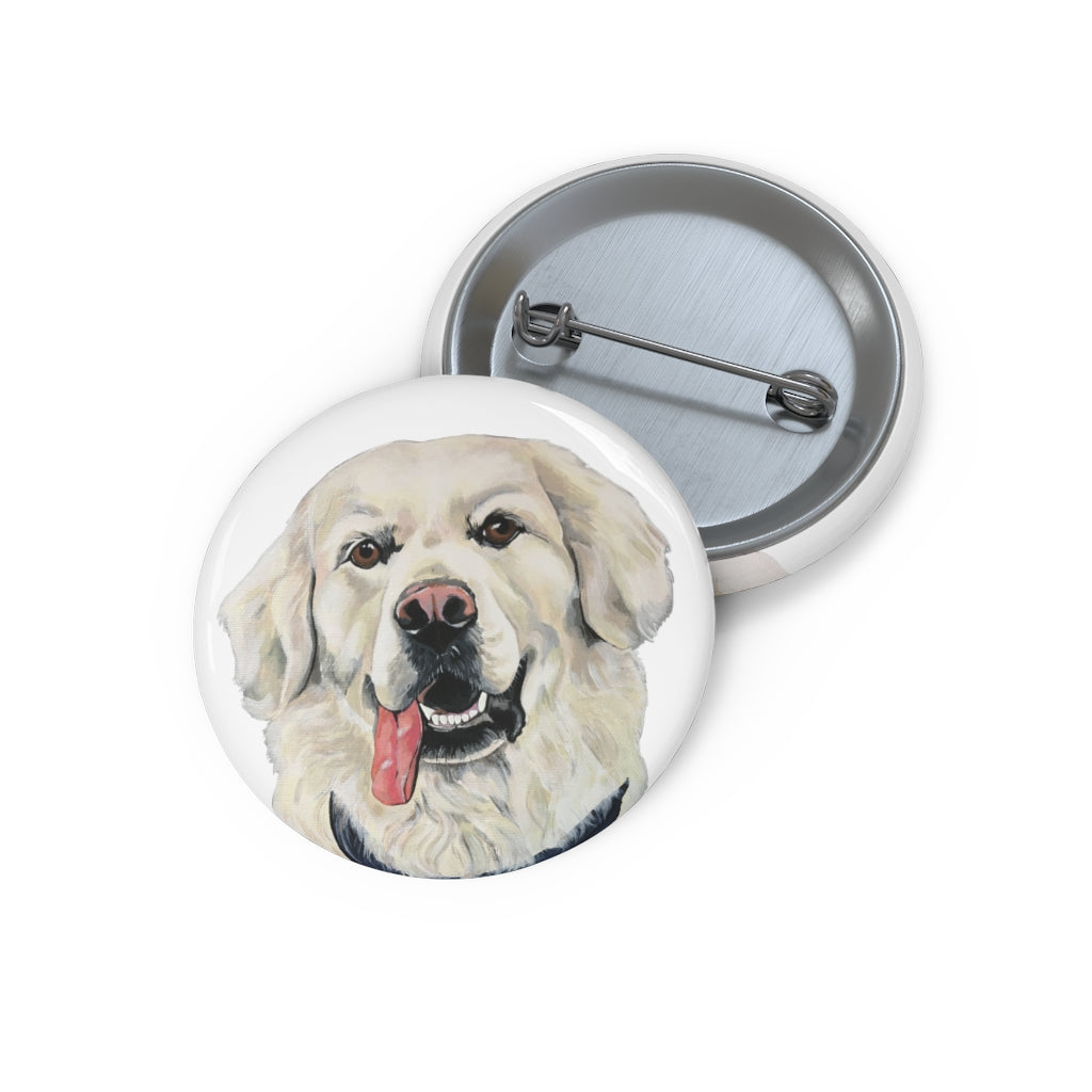 Tucker Pin Buttons