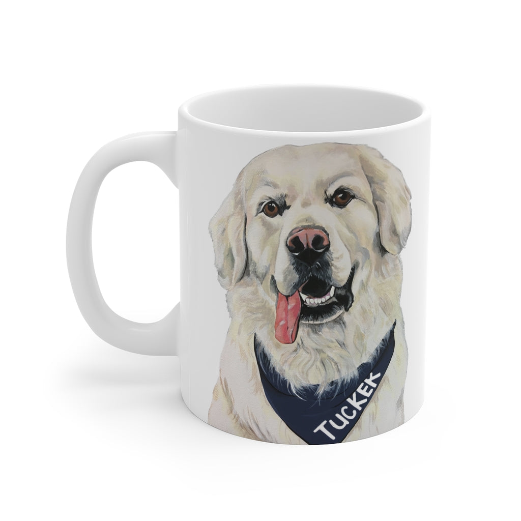 Tucker Morning Mug 11oz