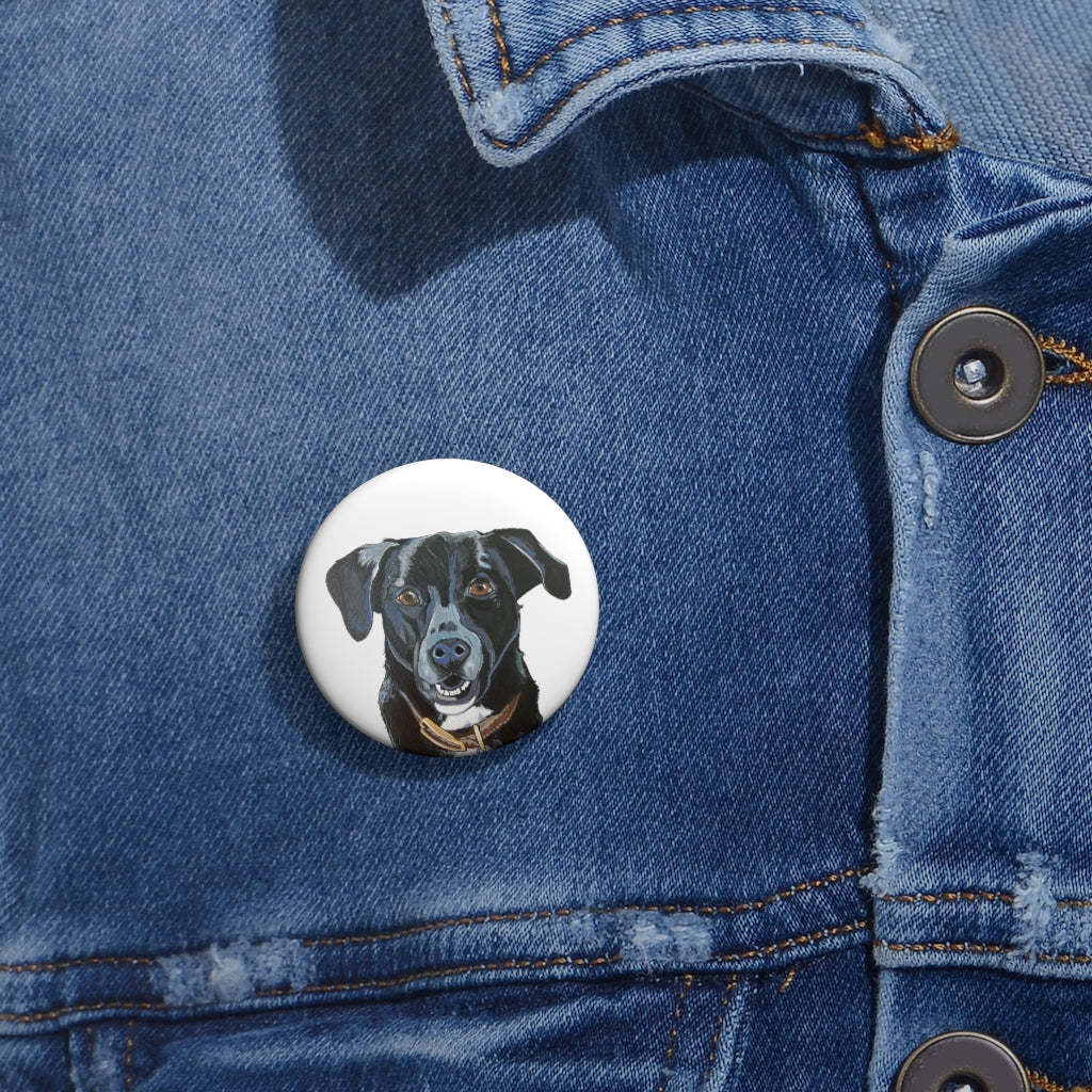 Charlotte Pin Button