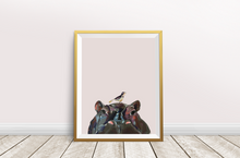 Load image into Gallery viewer, Henry the Hippo