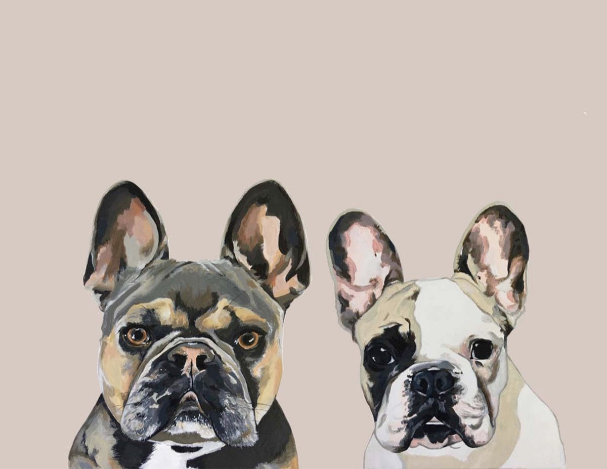 Dog Portrait - Multiples