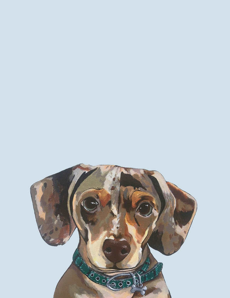 Dog Portrait - THE MODERN