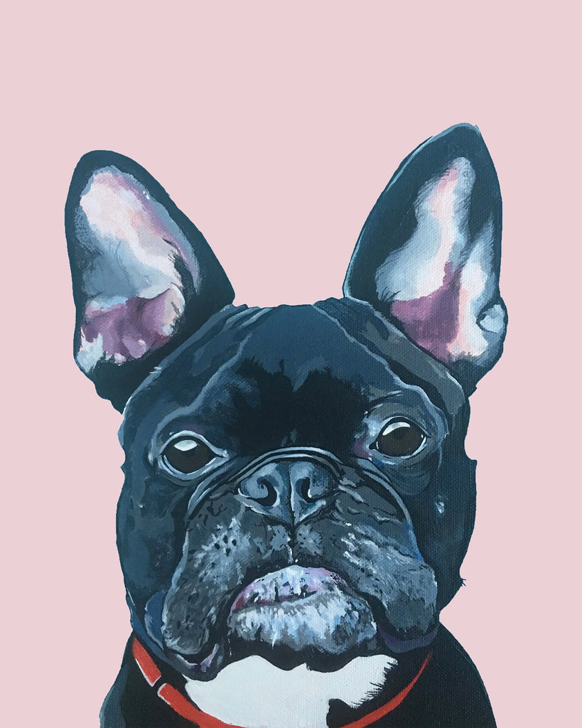 Dog Print - French Bulldog