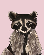Load image into Gallery viewer, Ricki the Raccoon
