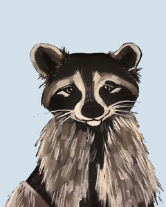 Ricki the Raccoon
