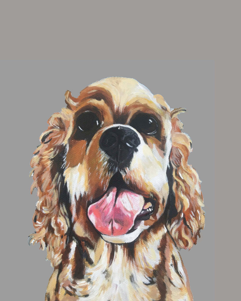 Dog Print - Cocker Spaniel