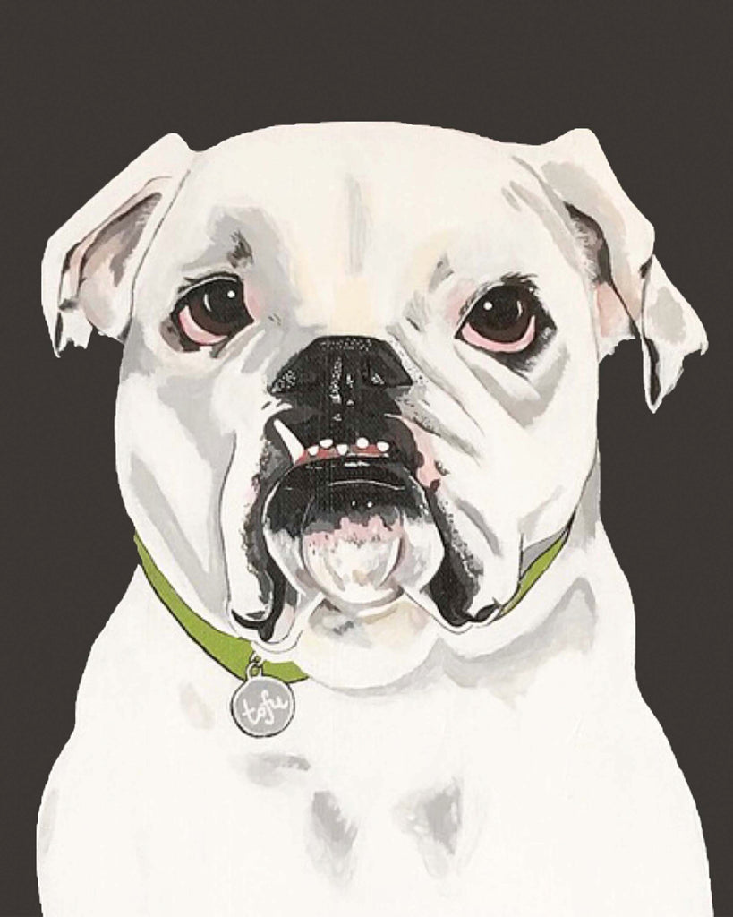 Dog Portrait - THE ORIGINAL